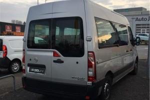 Opel Movano rear