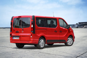 Opel Vivaro new rear