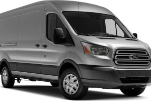 ford transit van new