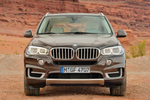bmw-x5 front